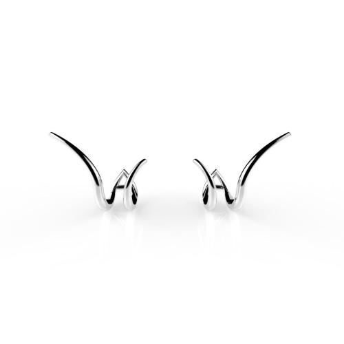 Lujia North East Earrings