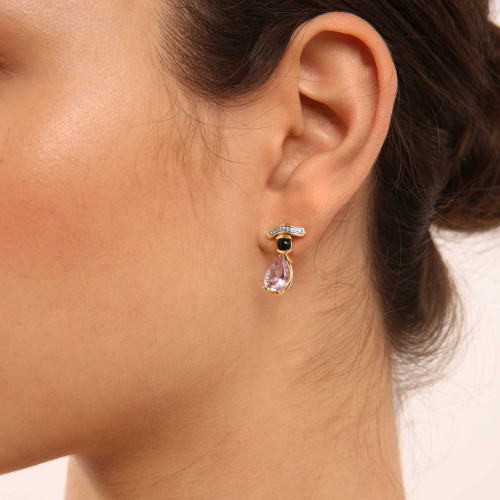 Belle Mix And Match Egyptian Stud Earrings