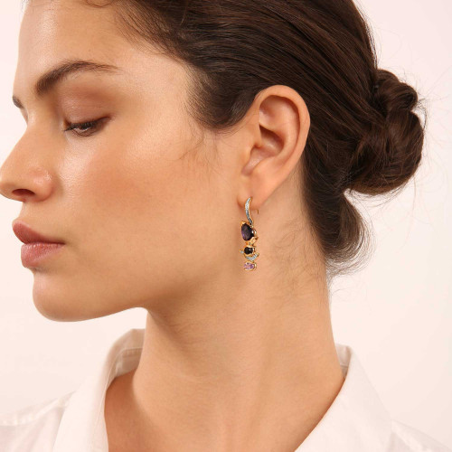Belle Mix And Match Drop Earrings