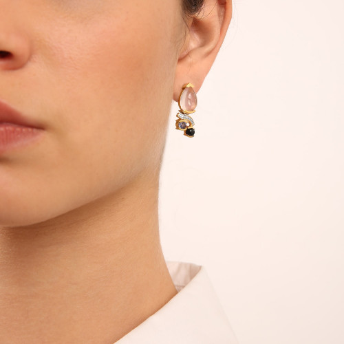 Belle Mix and Match Branch Stud Earring