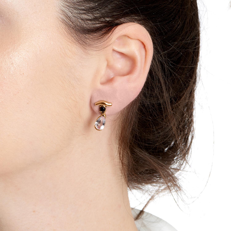 Belle Egyptian Stud Earrings