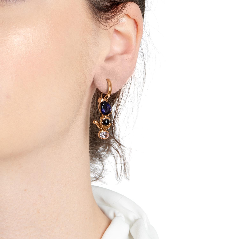 Belle Branch Stud Earring