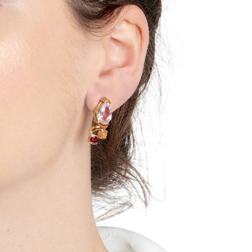 Belle Drop Earrings