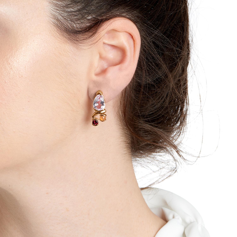 Belle Drop Earrings