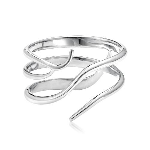 Lujia Twisting Bridges Ring