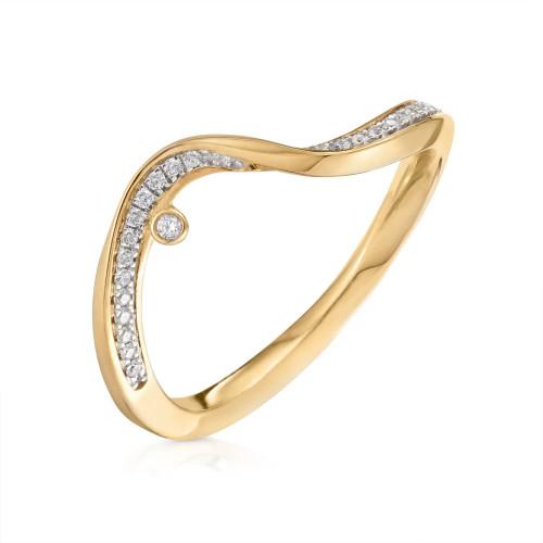 Marque Ripple Ring