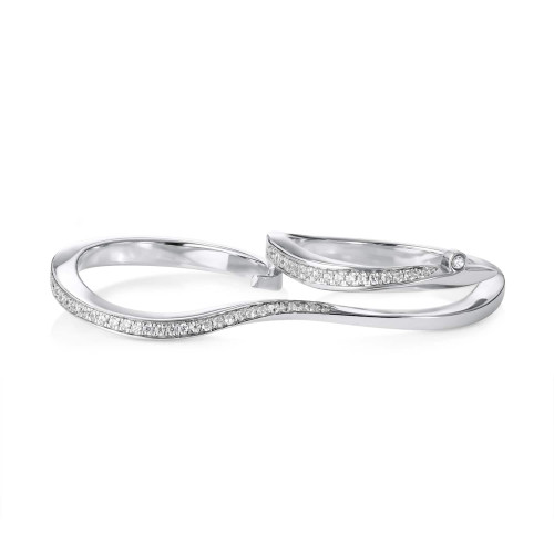 Marque Double Ring