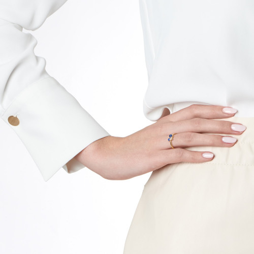 Orbis Lapis Fine Ring