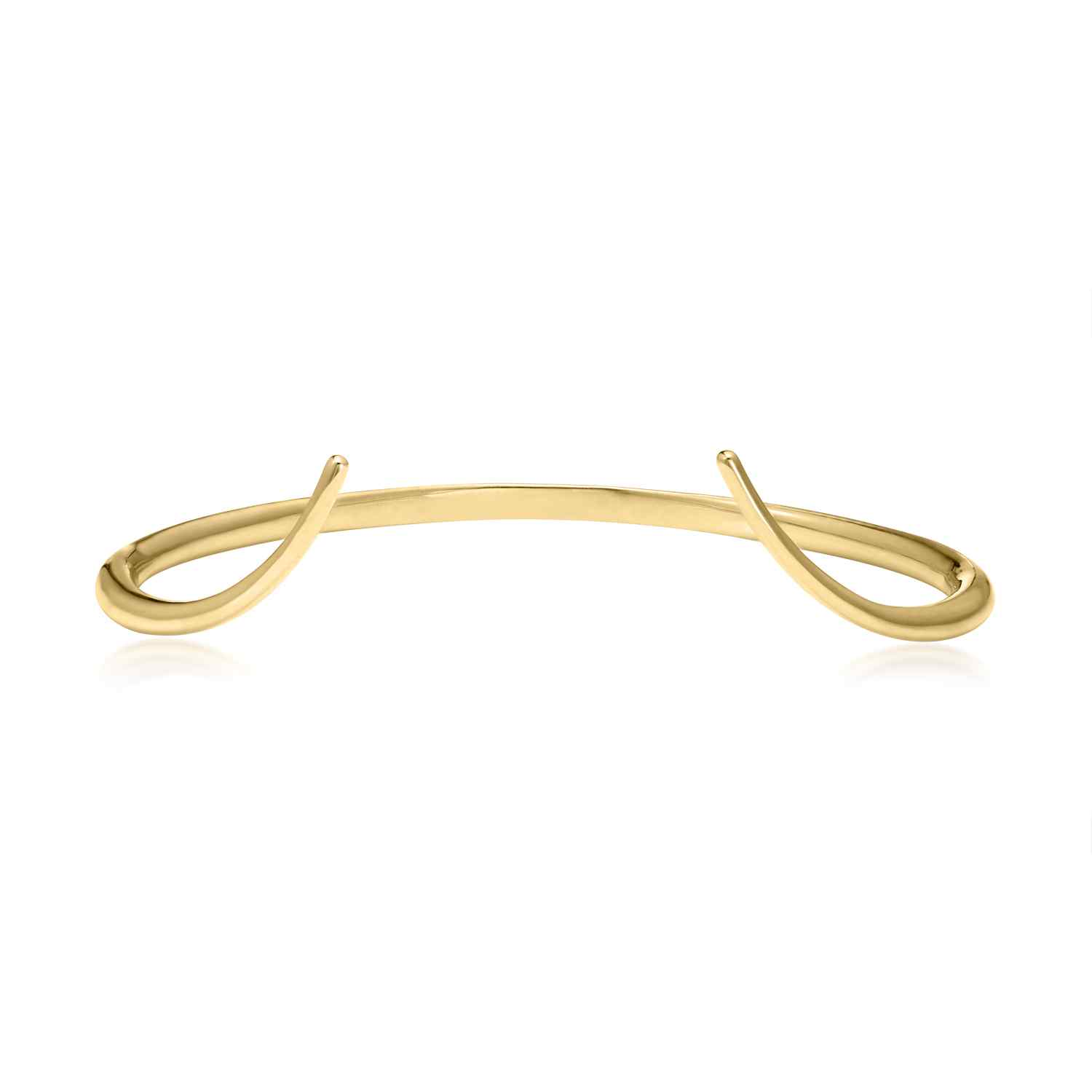 Lujia Open River Bangle