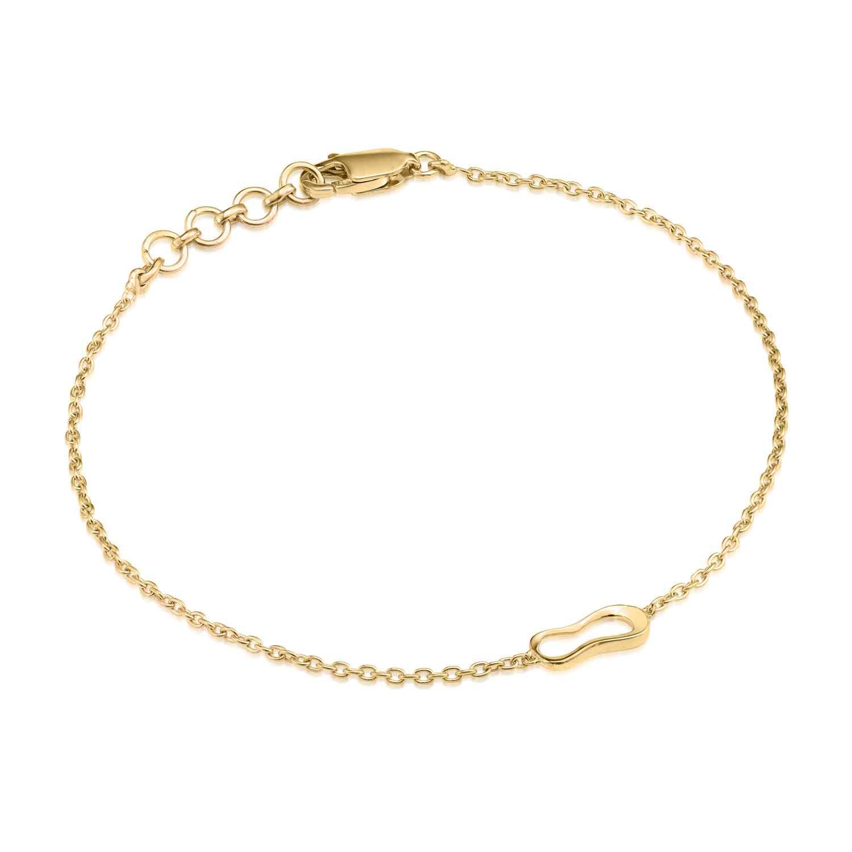 Marque Aureole Chain Bracelet