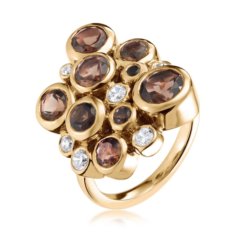 Orbis Cluster Ring